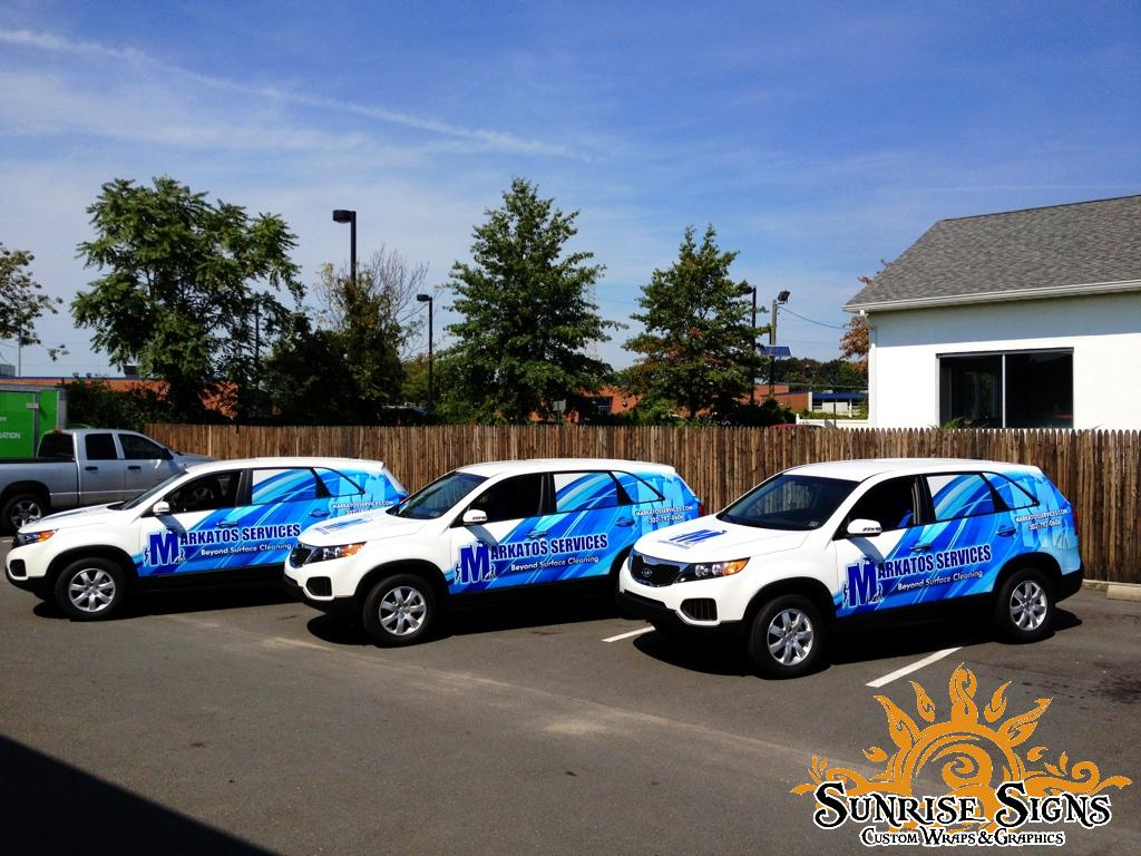 Design car wrap - Why Is Vehicle Wrap Design So Hot For Vehicle Fleets And Franchises These Days