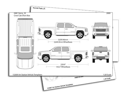 Do Free Vehicle Wrap Templates Really Exist and Should You Use Them – Vehicle Wrap Templates
