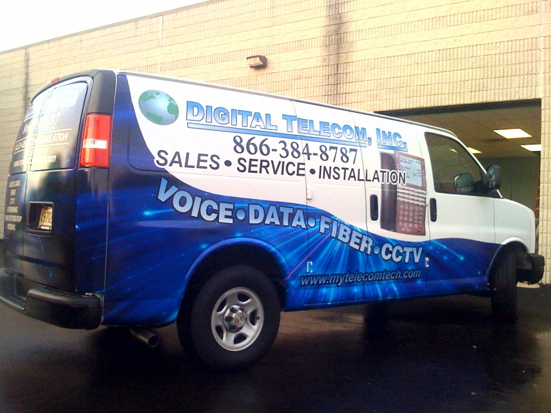 Van Decals and Graphics: Ideas for Branding Your Business