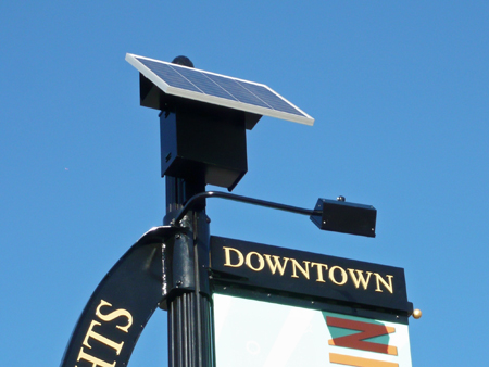Solar Sign Lights for Any Application
