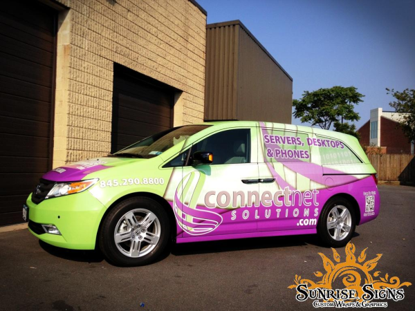 Vehicle wraps cost less