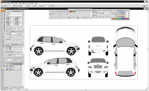 car graphic design software free download