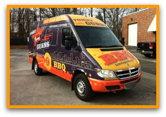 van wrapping graphics idea gallery