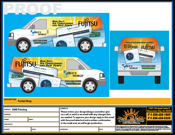 wholesale vehicle templates and printing services