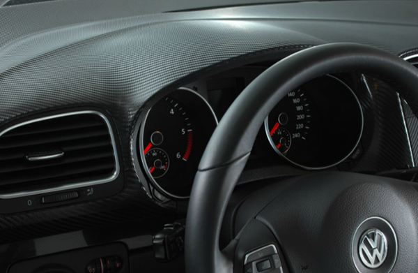 carbon fiber dashboard wraps