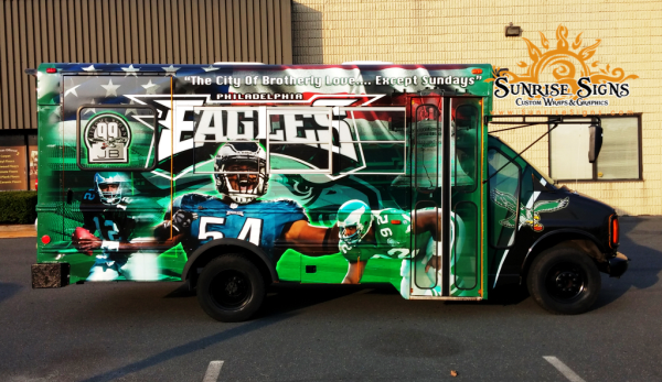 Autobahn Motorsports Schmoozes Clients With Tailgating Bus