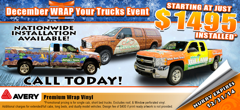 pickup truck wraps