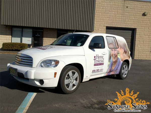 vehicle graphics new jersey