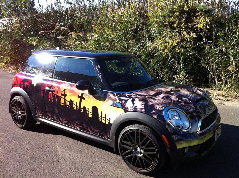 Car Graphics Wraps Idea Gallery Sunrise Signs - Custom graphics for cars