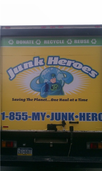 box truck wrapping
