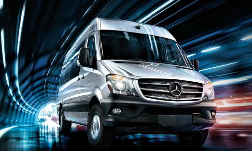 Vehicle Wrap Templates for the Mercedes Sprinter Cargo Van – Van Wrap Template