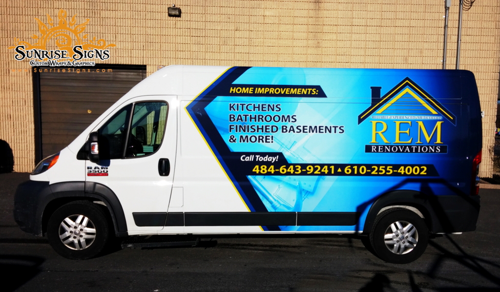 Home Remodeling Company Drives Sales With Ram Promaster