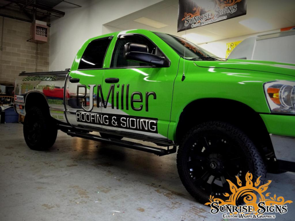 vinyl wrap templates - dodge ram 1500 vehicle wrap templates