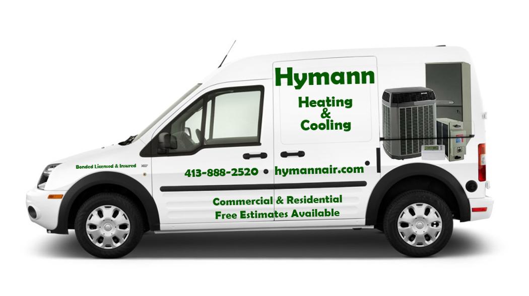 e6201b96977fd7 ... Heat Cooling Company Truck Lettering