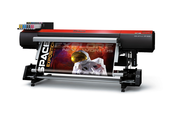 Review of Roland Soljet XF-640 Wide Format Printer