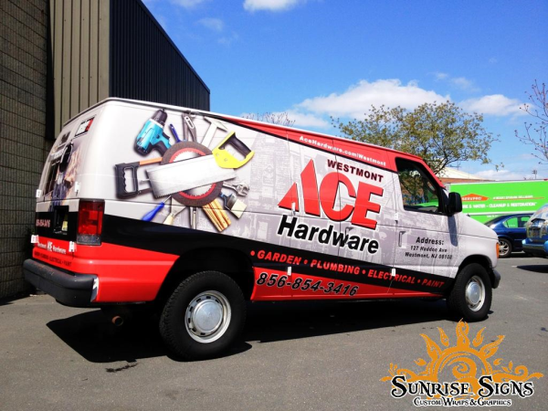 Westmont Ace Hardware Builds A Brand With Ford E Series
