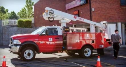 Fleet Vehicle Lettering South Jersey