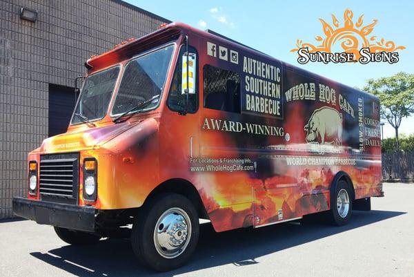 Bbq Food Trucks South Jersey