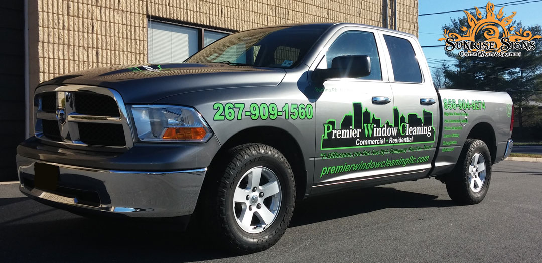RAM Truck Graphics South Jersey